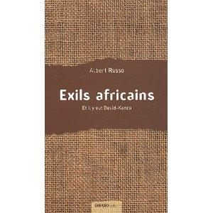 [Russo, Albert] Exils africains 51egoh11