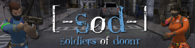 [-SoD-] Soldiers of doom Banner10