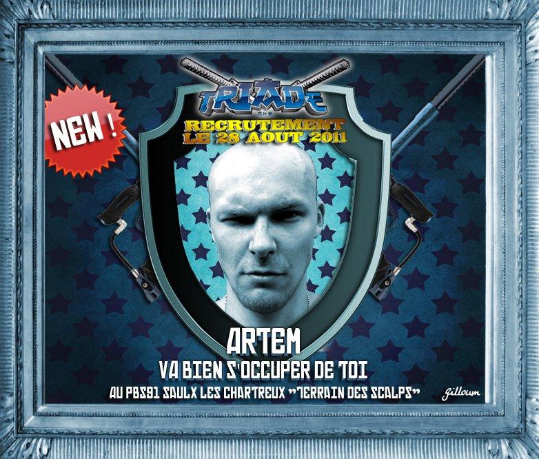 Artem s'occupe de toi le dimanche 28 aout 2011 28950910