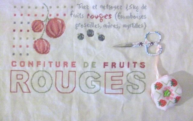 Confiture de fruit rouges de LLP Dscf1088