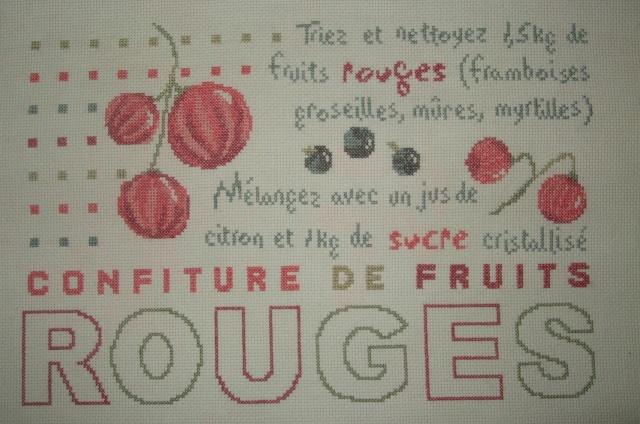 Confiture de fruit rouges de LLP Dscf1183