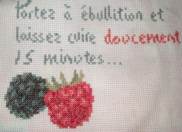 Confiture de fruit rouges de LLP Dscf1337