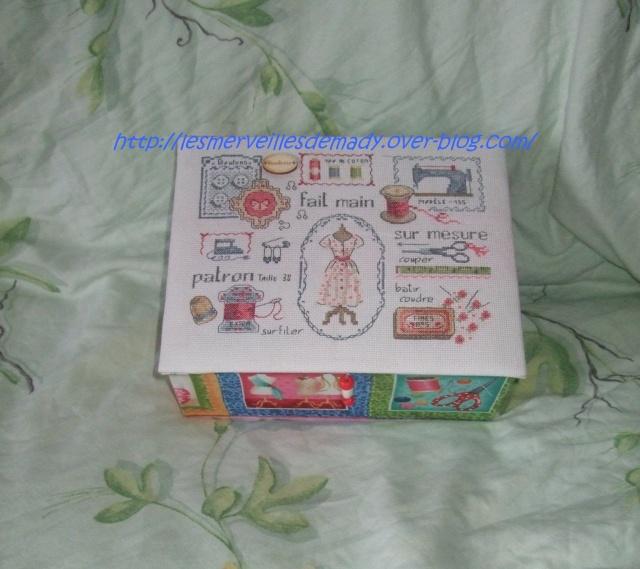 Cartonnage de mady Dscf8786