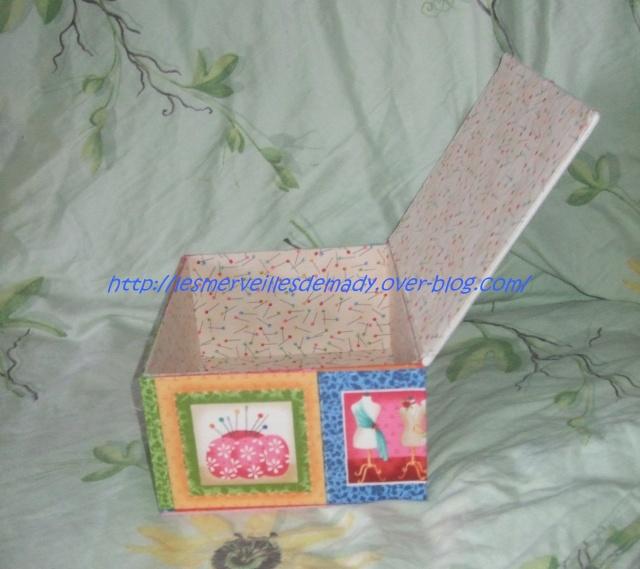 Cartonnage de mady Dscf8789