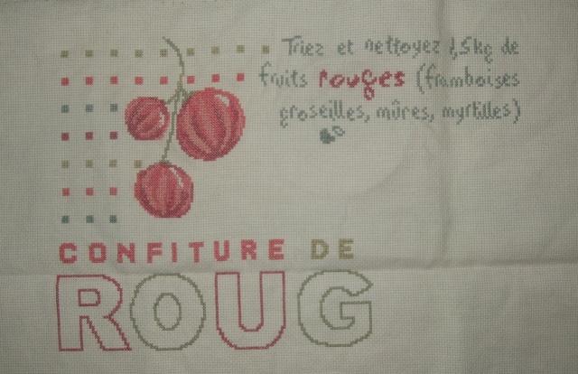 Confiture de fruit rouges de LLP Dscf8952