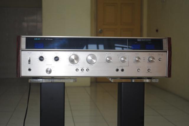 Akai AA 910 DB Receiver (used) Dsc_3817