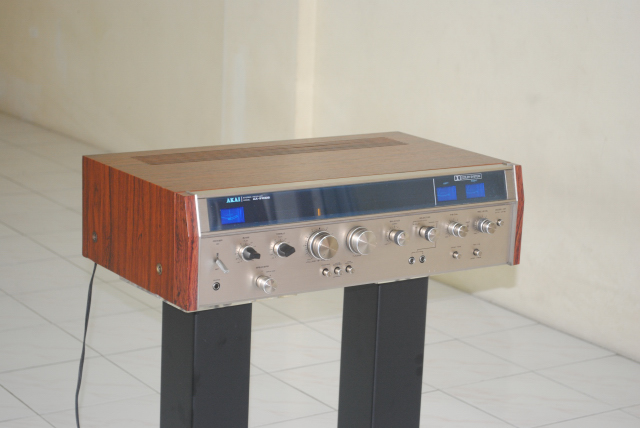 Akai AA 910 DB Receiver (used) Dsc_3820