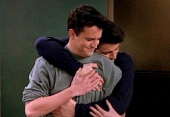 Vos amitiés préférées du petit écran! Friend10
