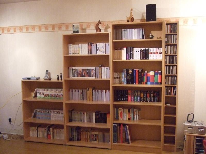 Vos bibliothèques ! - Page 3 Chatea10