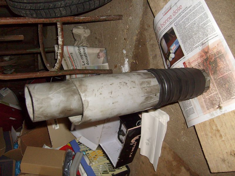 Soufflet de cardan côté roue... demande l'oeil expert S7302838