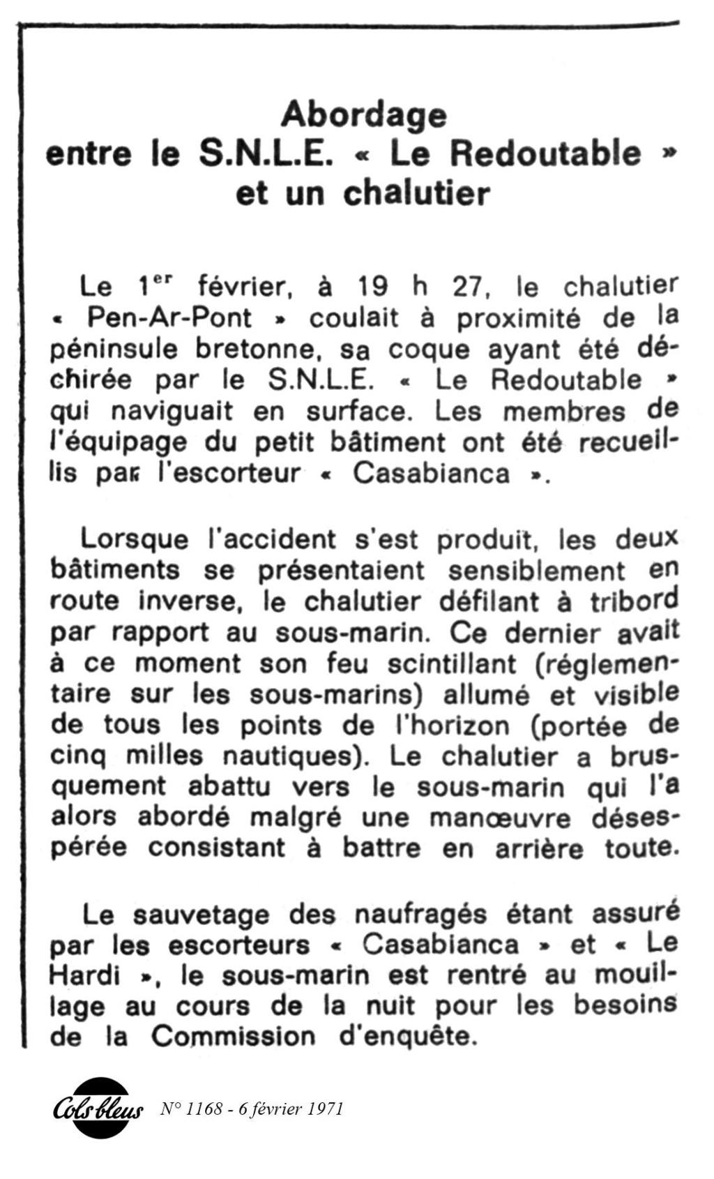 LE REDOUTABLE (SNLE) (Sous surveillance spéciale) - Page 31 Aborda10