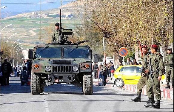 موسوعة الجيش التونسي  211
