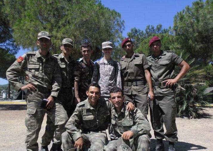 موسوعة الجيش التونسي  - صفحة 2 617