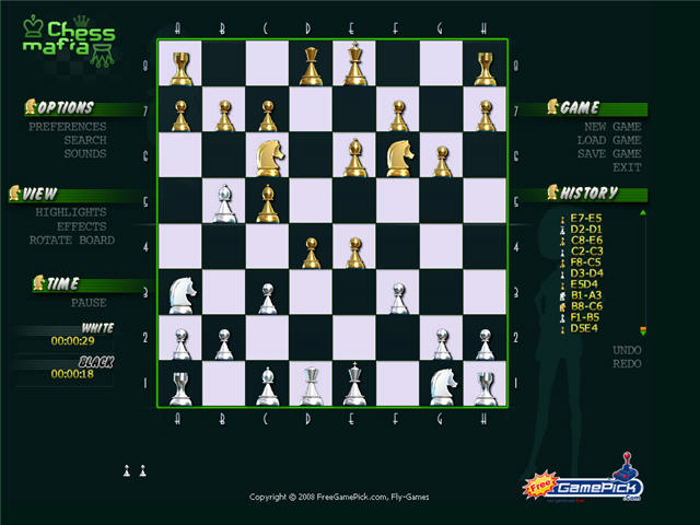 Chess Mafia 110