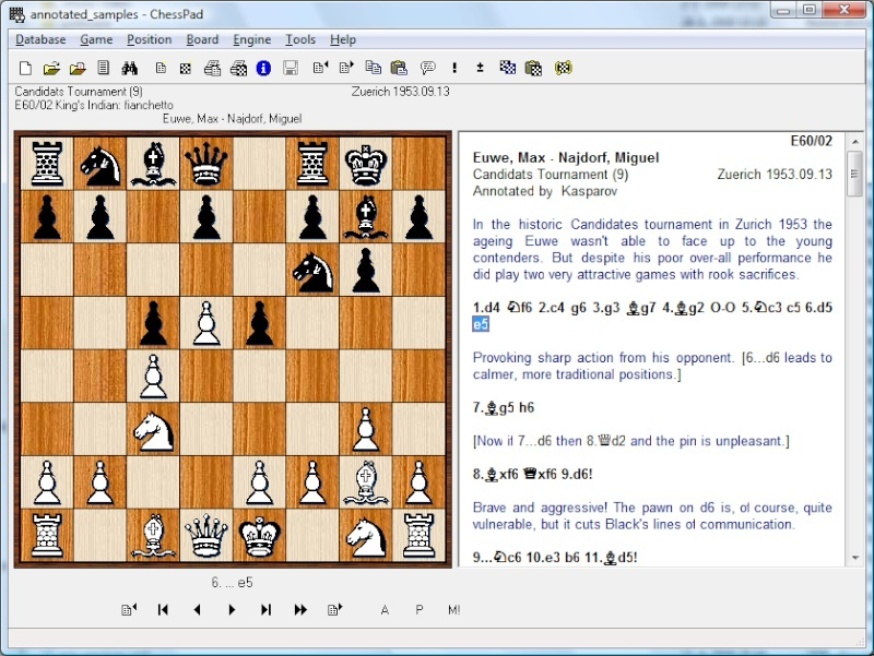 ChessPad 2.0.2 GUI (WB/UCI) is available Cpd2ma11