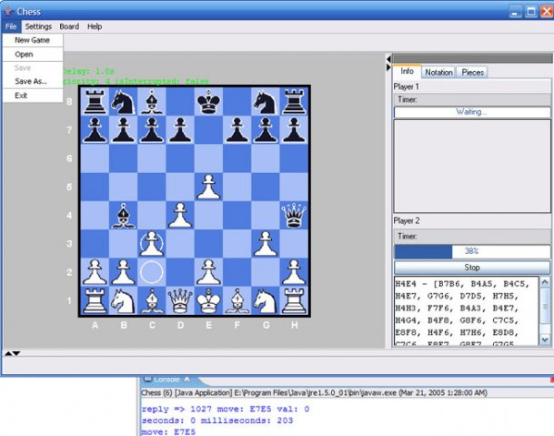 Chess Interactive Screen14