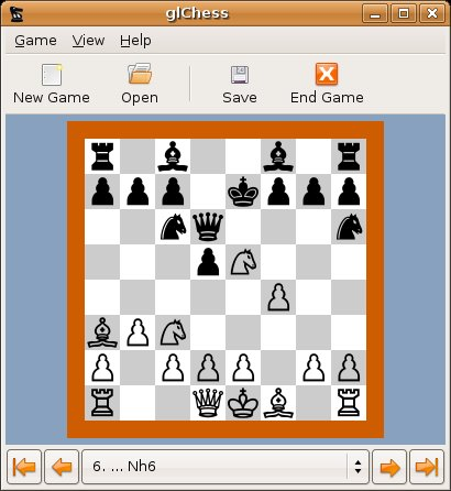 glChess Screen22