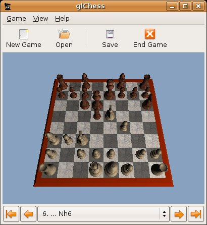 glChess Screen23