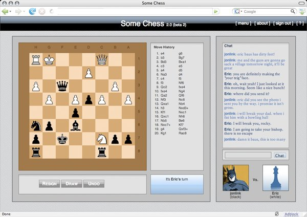 Some Chess GUI Screen27