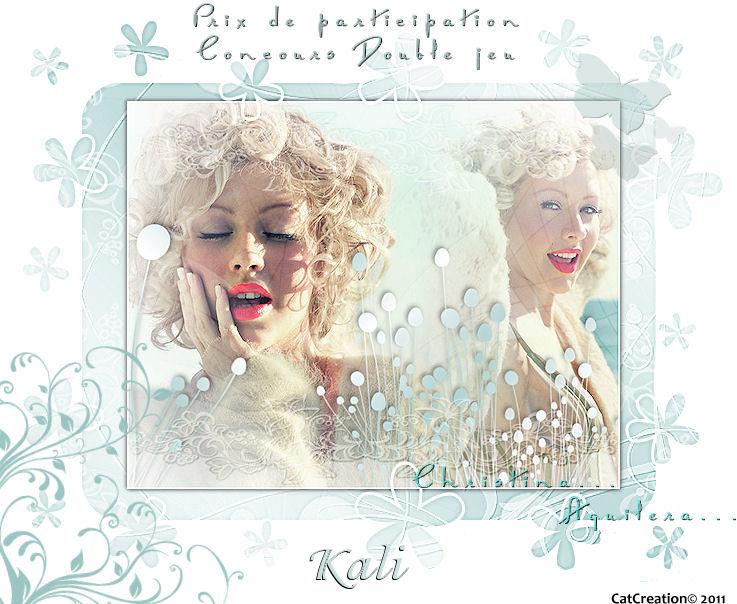 Résultats concours double je Kali10