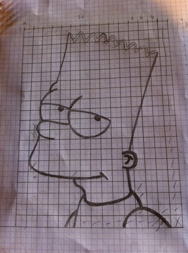 Bart Simpson 110