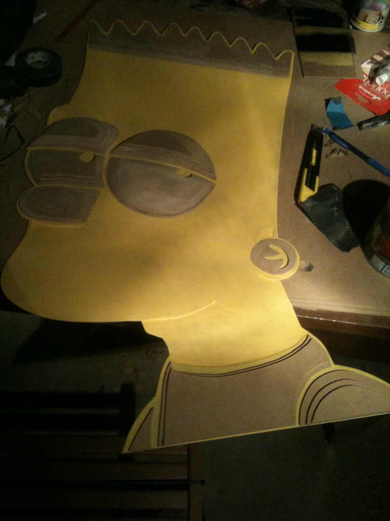 Bart Simpson 610