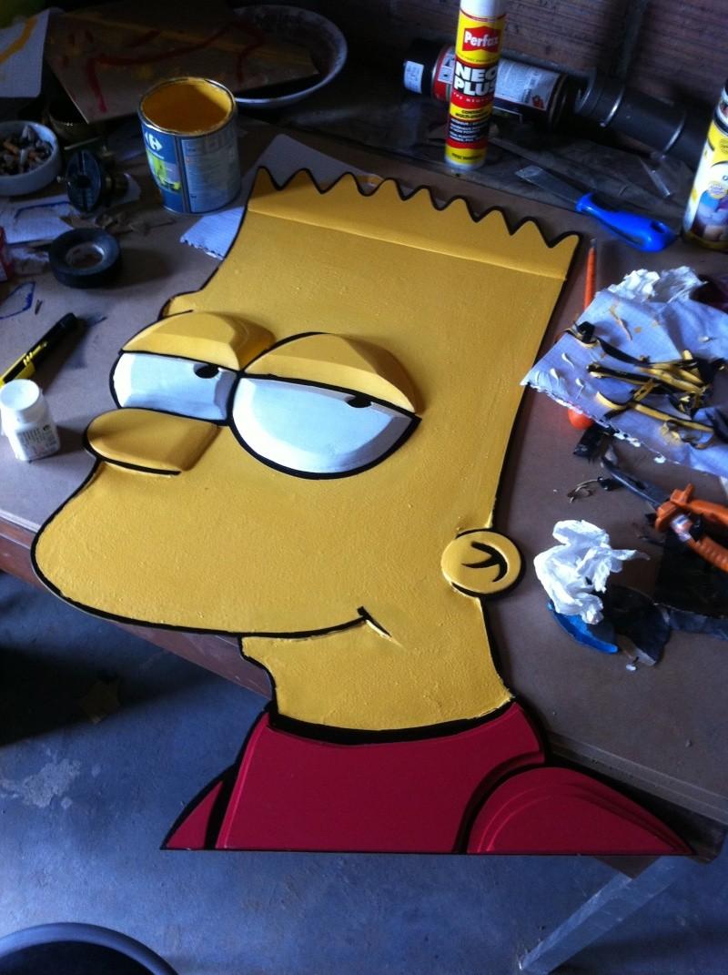 Bart Simpson 910