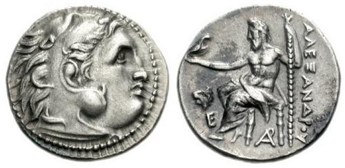 Origine de cette drachme ? Monogr10