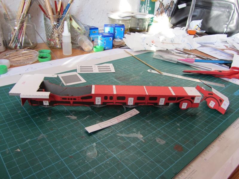 Dampf-Schnellzug-Lokomotive BR 03-10 von Schreiber - Abbruch Img_1526