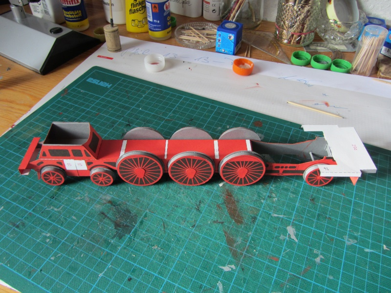 Dampf-Schnellzug-Lokomotive BR 03-10 von Schreiber - Abbruch Img_1539