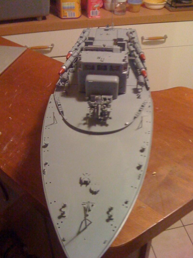 pt 15 torpedo boat 1/72 tamiya  Img_1017