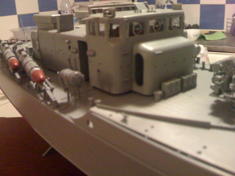 pt 15 torpedo boat 1/72 tamiya  Img_1019