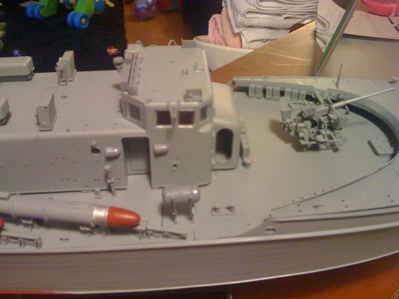 pt 15 torpedo boat 1/72 tamiya  Img_1023