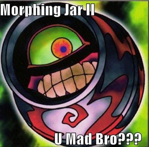 Morphing jar II Morphi10