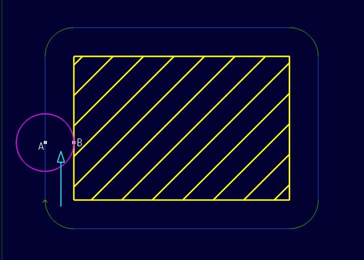 Correction vitesse d'avance pour perçage en spirale / filetage Cb_fee10