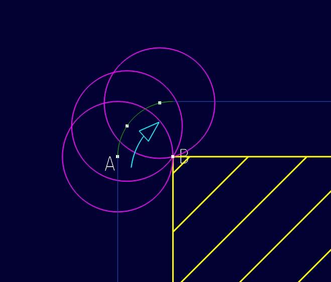 Correction vitesse d'avance pour perçage en spirale / filetage Cb_fee13