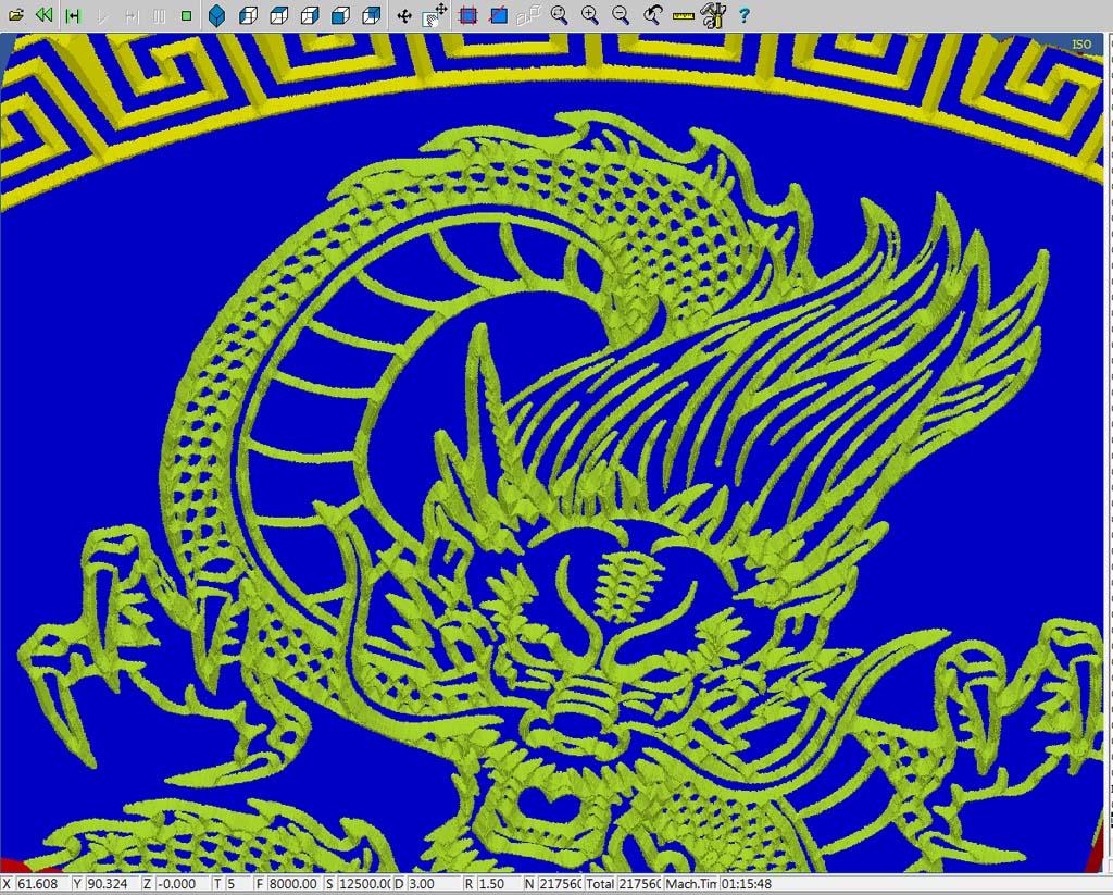 message d'erreur  Dragon11