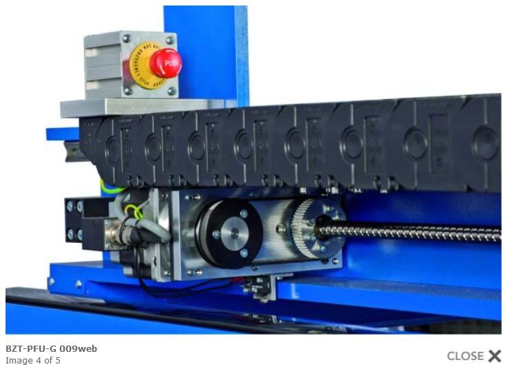 Projet de construction CNC verticale Ecrout10