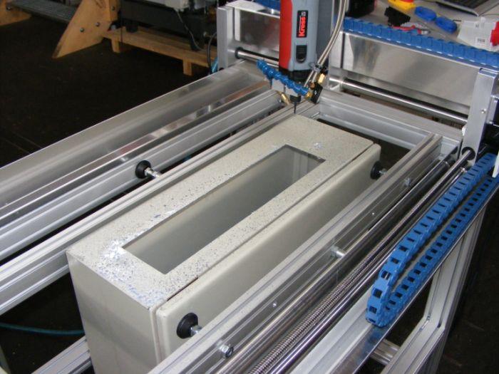 Un énième projet de CNC Electr10