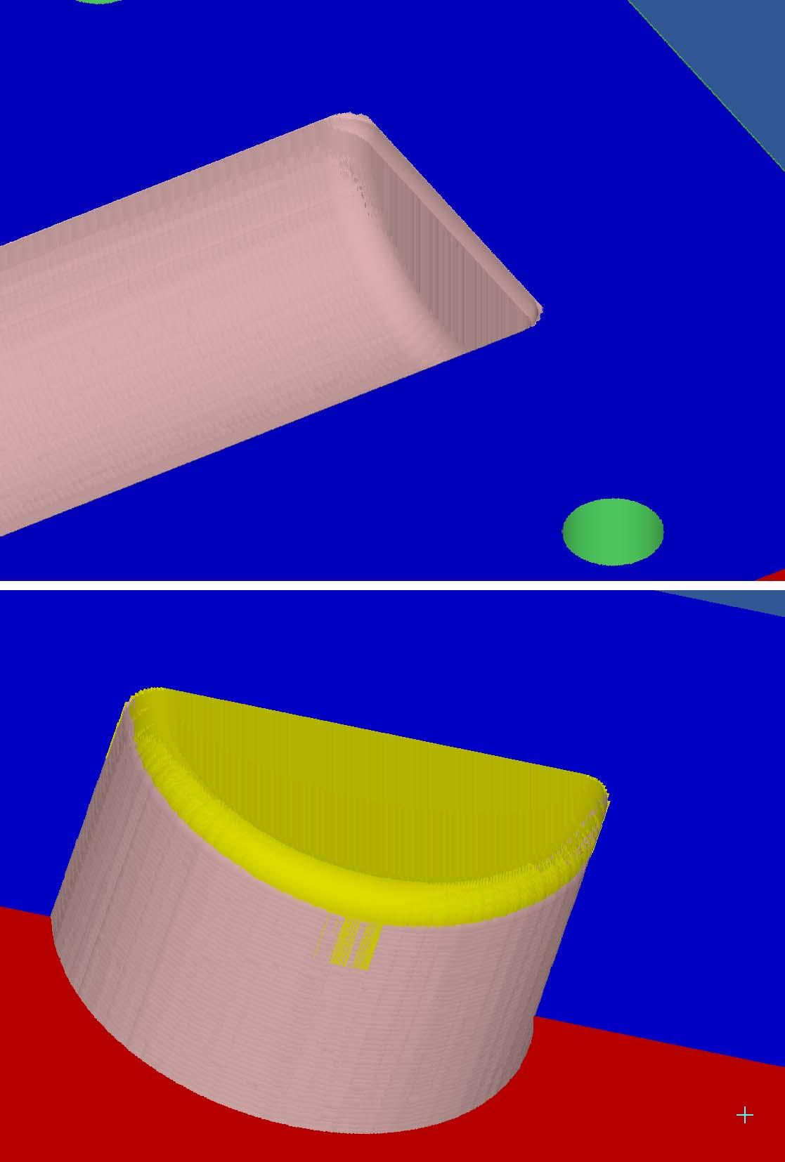 Usinage 3D profond: Réalisations et Paramétrages CAMBAM sur MDF - Page 3 Fini210