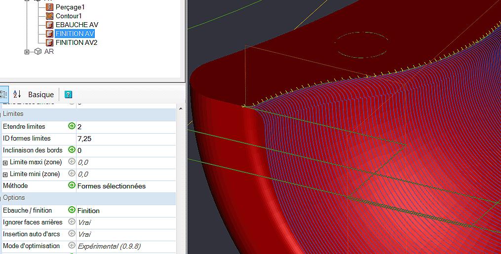 Usinage 3D profond: Réalisations et Paramétrages CAMBAM sur MDF - Page 3 Fini_p10