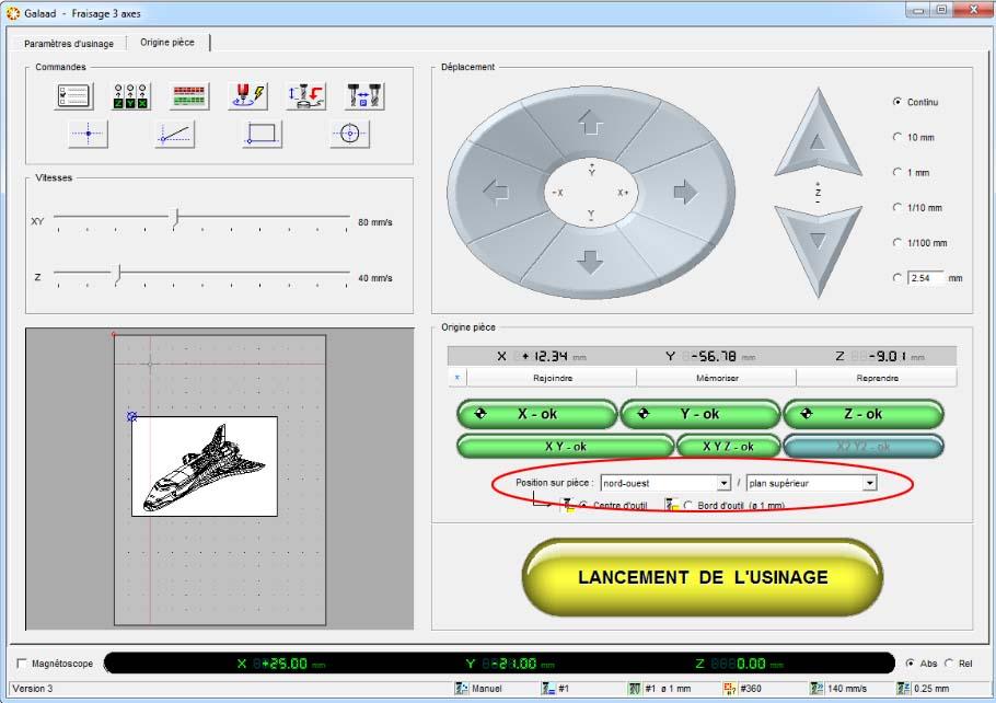 Usinage 3D profond: Réalisations et Paramétrages CAMBAM sur MDF - Page 6 Galaad10