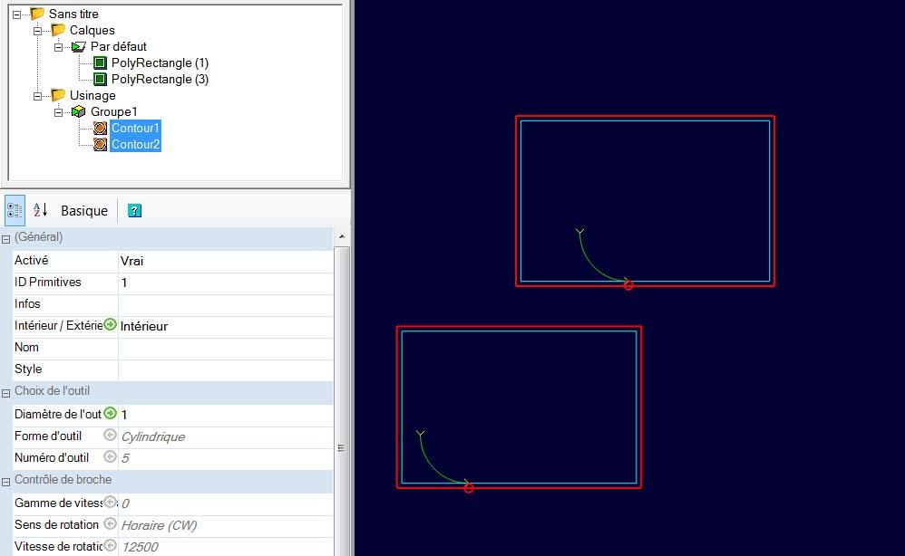 Problème avec pièce en découpe plasma créé sur Solidworks et usinée sur Cambam  Plasma11