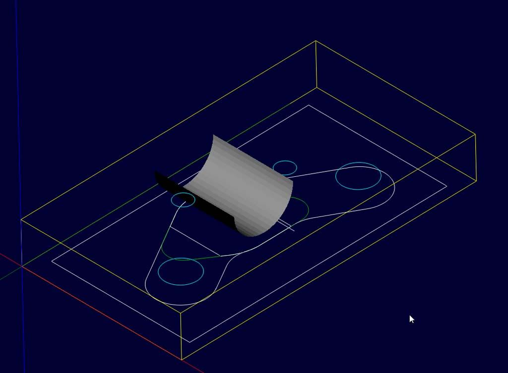 [CamBam] Usinage mixte 2D/3D Pr19-210