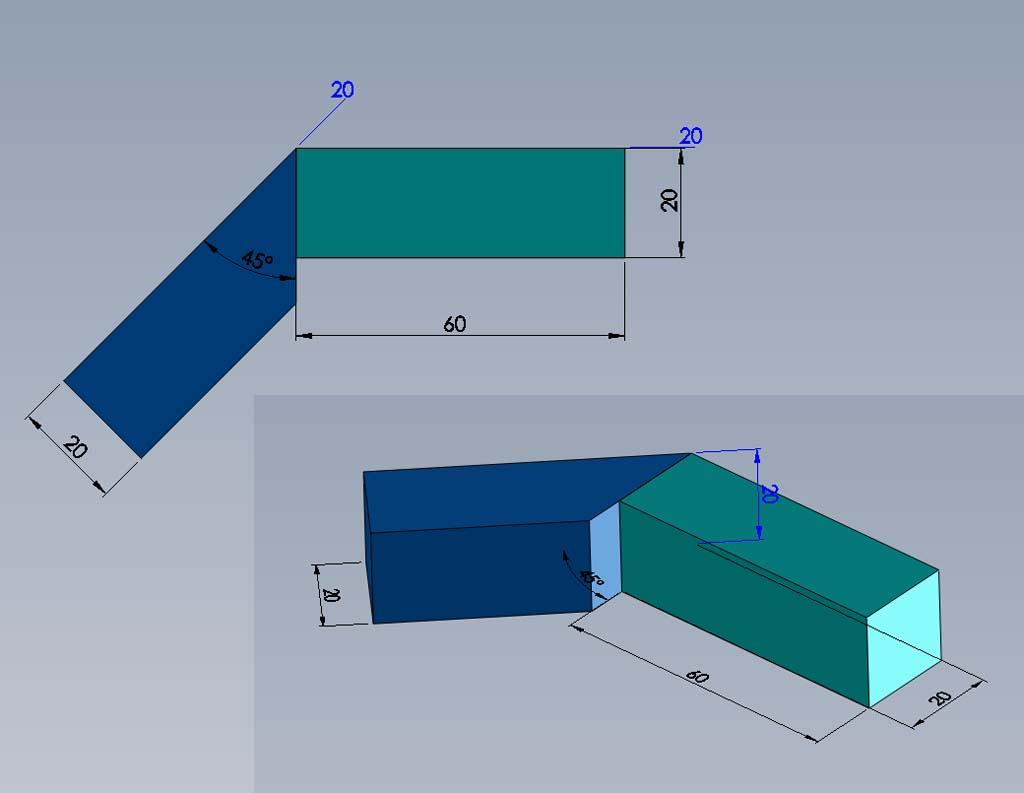 Comment calculer les angles de découpe d'une moulure Sans_174