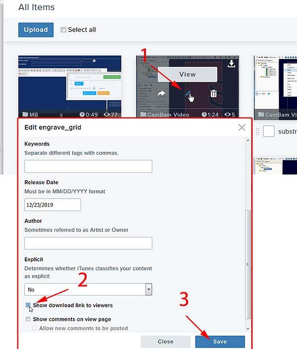 Inclure une vidéo MP4 ne provenant pas de Youtube/Dailymotion dans un message. Sans_t35