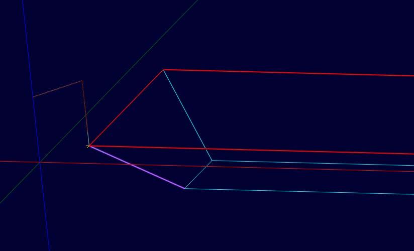 lignes de Gcode avec CB Sans_t51