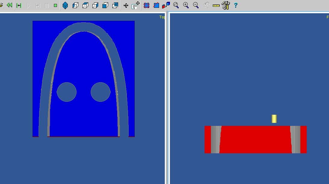 Usiner un contour 3D sur cambam Sans_t69
