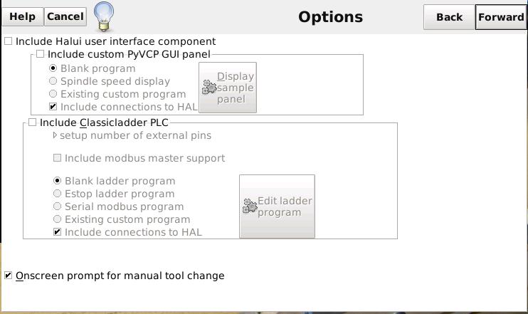 [tutoriel]Presentation et installation de LinuxCNC Stepco11