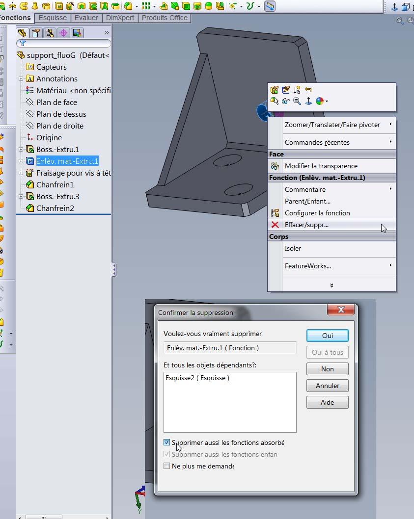 Premiers Pas avec SolidWorks. - Page 5 Suppri10